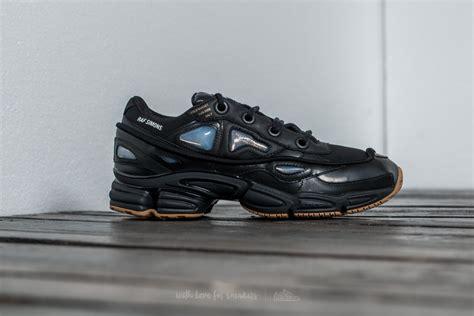 adidas x raf simons ozweego bunny black black mesa footshop