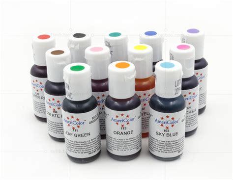 Metallic Food Paint Color Pewarna Metallic Merah buy wholesale food coloring gel from china food