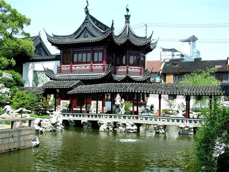 5 day guilin shanghai tour from guilin to