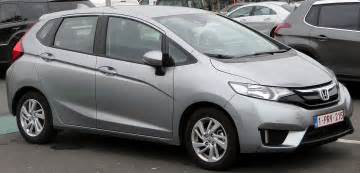 In Honda Honda Fit