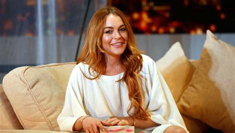 Loving Lindsays Look by Lindsay Lohan Doesn T Look Like Lindsay Lohan Anymore