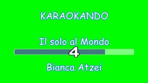 atzei il al mondo testo karaoke il al mondo atzei testo