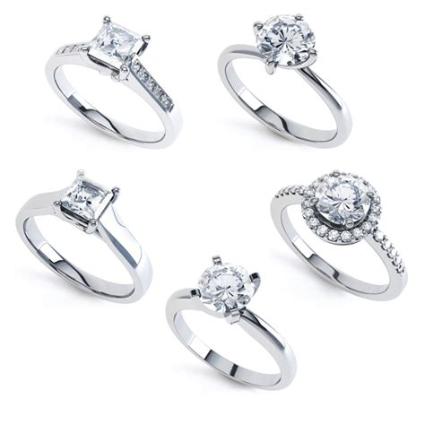 five winning engagement ring designs