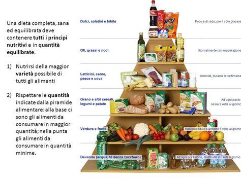 alimenti e principi nutritivi alimentazione ppt scaricare
