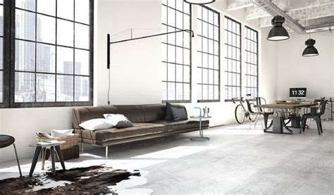 Industrial Stil by Industrial Style Gives Modern Home A Sophisticated Edge