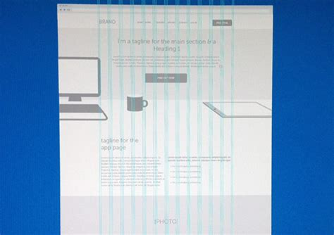 how to wireframe using 960 gs illustrator quick not dirty 30 free wireframe style uis mockups and