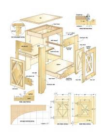 Kitchen Cabinet Plans Plans For Kitchen Cabinets 187 Plansdownload