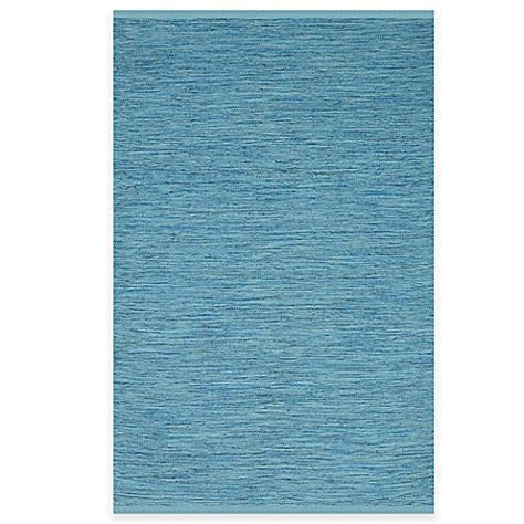 Bed Bath And Beyond Outdoor Rugs Fab Habitat Cancun Indoor Outdoor Rug In Blue Bed Bath Beyond