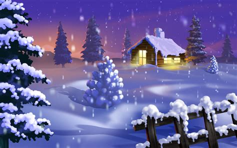 christmas winter wallpapers free christmas winter