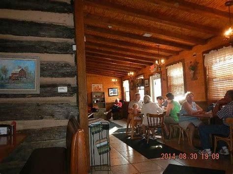 Log Cabin Barbecue Elkton Va by