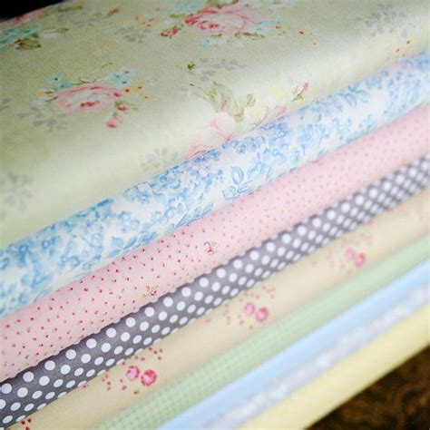 88 best images about shabby chic fabrics on pinterest