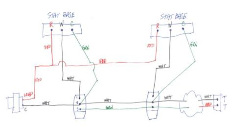wiring configuration adding common with zone valves
