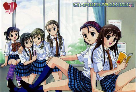 anime high school anime student click 159 3d graphics girl robot 157