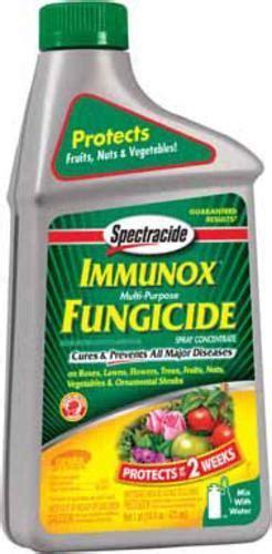 spectracide  immunox multi purpose fungicide