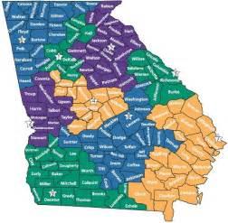 southeast map map