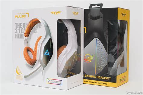 Gaming Headset Armaggeddon Pulse 5 armaggeddon pulse 7 gaming headsets 2018 edition review jayceooi