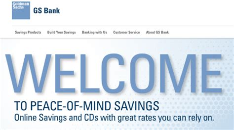 goldman sachs bank brandchannel goldman sachs enters retail banking market