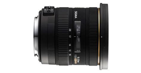 Lensa Sigma 10 20 For Canon sigma for nikon 10 20mm f 3 5 ex dc hsm