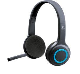 logitech.com — wireless headset h600
