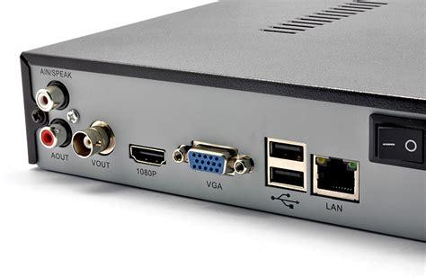 Cctv Per Unit 4 channel nvr surveillance system smartphone support