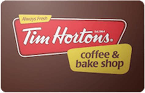 Where To Purchase Tim Hortons Gift Cards - buy tim hortons gift cards discounts up to 35 cardcash