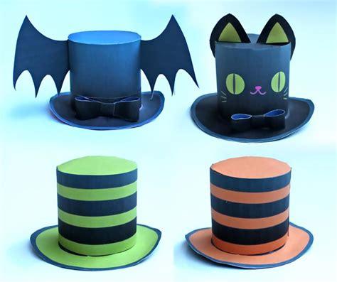 mad mimi templates mini top hat 4 diy printable easy to make