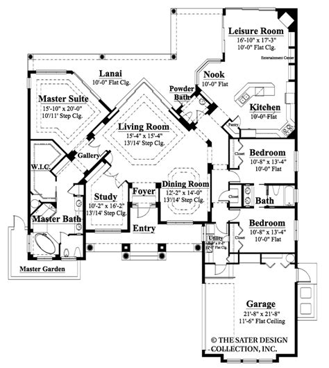 palm harbor floor plans house plan palm harbor sater design collection