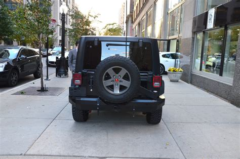 Chicago Jeep Dealers 2011 Jeep Wrangler Unlimited Rubicon Stock Gc1269 For