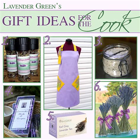 gift ideas for cooks cook gift ideas lavender green
