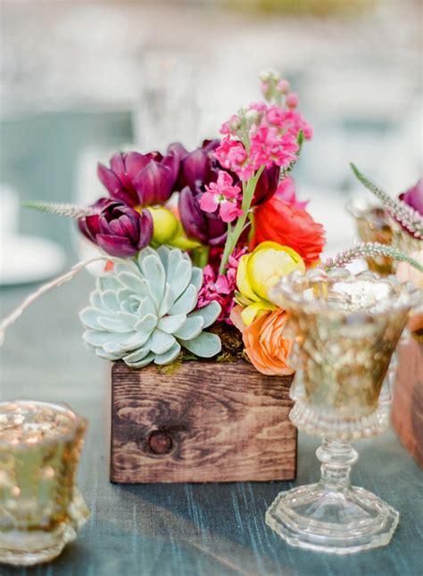 colorful wedding florals wedding party ideas 100