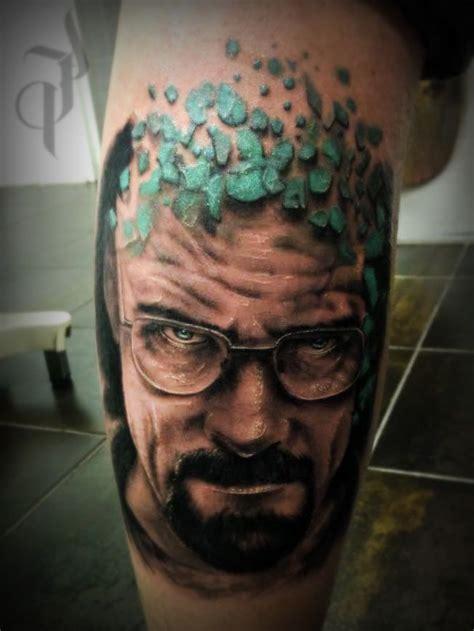 heisenberg tattoo heisenberg breaking bad walter white by cyril perriollat