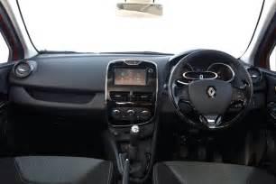 Renault Clio Inside Renault Clio 2013 Interior