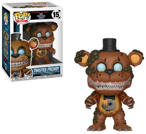 Funko Pop Five Nights At Freddys Golden Freddy Exclusive twisted freddy funko pop carsun s bazaar