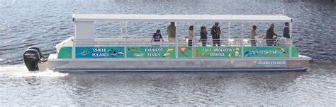 pcb shell island express ferries panama city fl