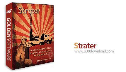 Software Alat Pemetaan Golden Software Strater V5 strater v5 3 873 a2z p30 softwares