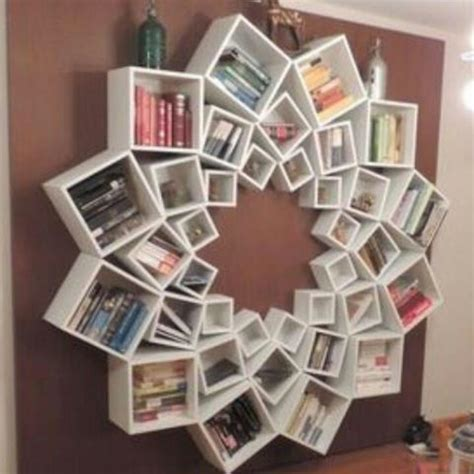 hanging bookcase love my mother in law s floating 11 best images about pimp my cubicle on pinterest