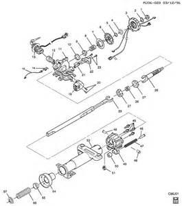 1998 gm cavalier steering column removal autos post