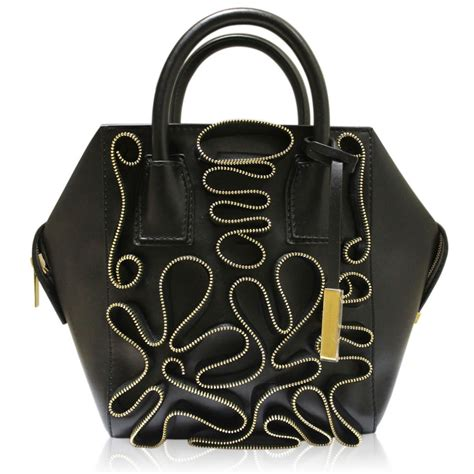 Stella Mccartney Brass Button Boston Bag by Five Awesome Handbags You May Overlooked