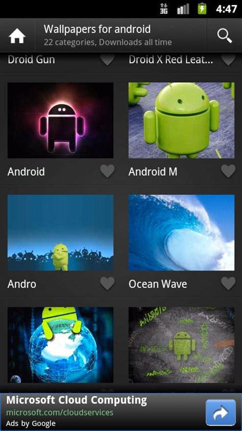 free android apps ringtones mobile themes hd wallpapers android smart mobile