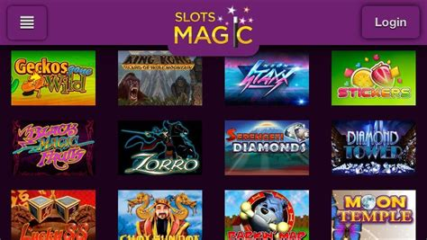 slots for android magic mobile slots android apps on play lengkap