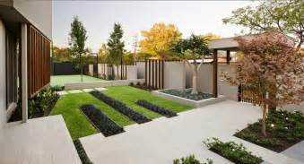 modern backyard design modern garden design ideas