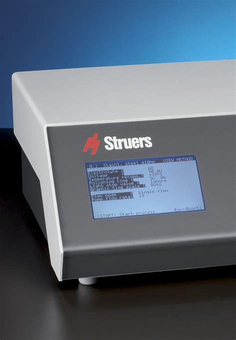 Elektrolytisches Polieren Struers by Tenupol Elektrolytische Ger 228 Te Struers