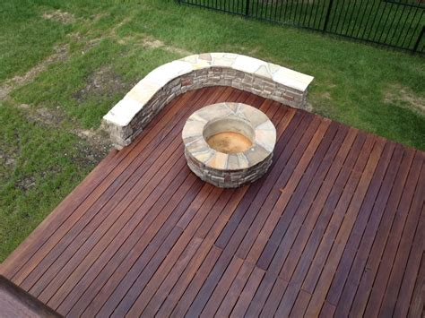 diy pit wood deck outdoor pits outdoor fireplace porch fireplace