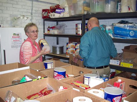 United Methodist Church Food Pantry by United Methodist Church Food Pantry