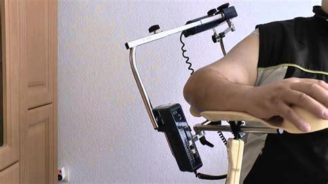Gestell Nach Schulter Op by Cpm Motorschienen Der Schulterstuhl Shoulder Chair