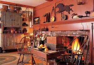 3 ideas for decorating with primitives and folk art old