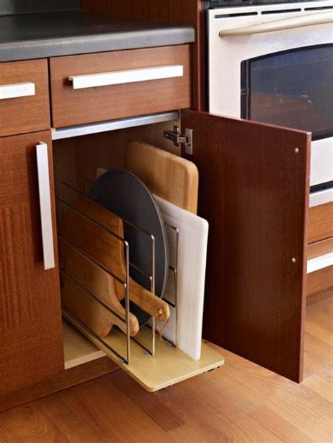 25 best ideas about cutting board storage on