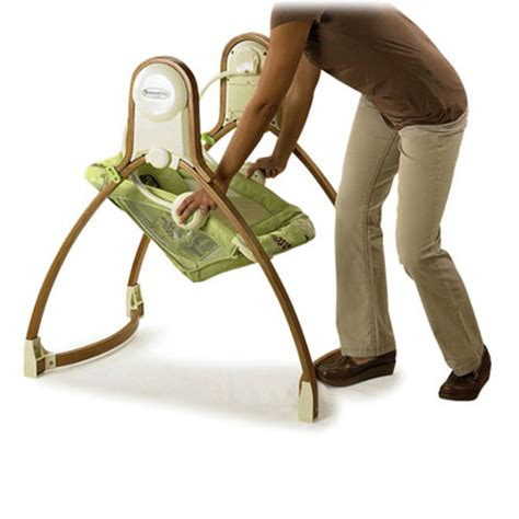 brentwood baby swing let your baby relax on brentwood baby collection swing