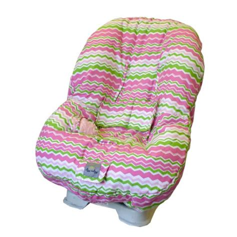 itzy ritzy car seat cover itzy ritzy toddler car seat cover miss zig zag