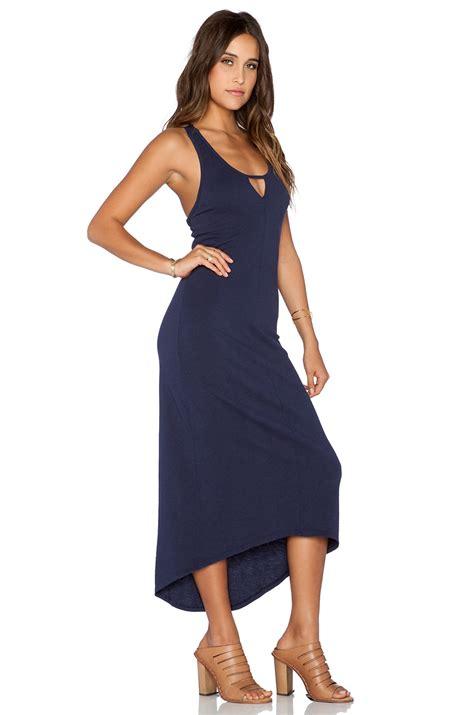 Dress Giardino Grdn 433 lyst nation ltd garden state triangle dress in blue